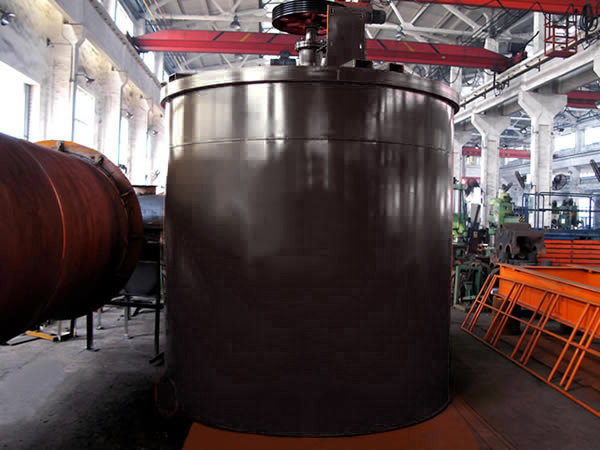 Mixing Barrel