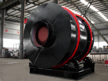 Three-Cylinder Dryer