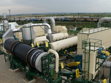 Rotary Dryer Production Line